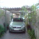 Cobertura - Abrigo de Carro